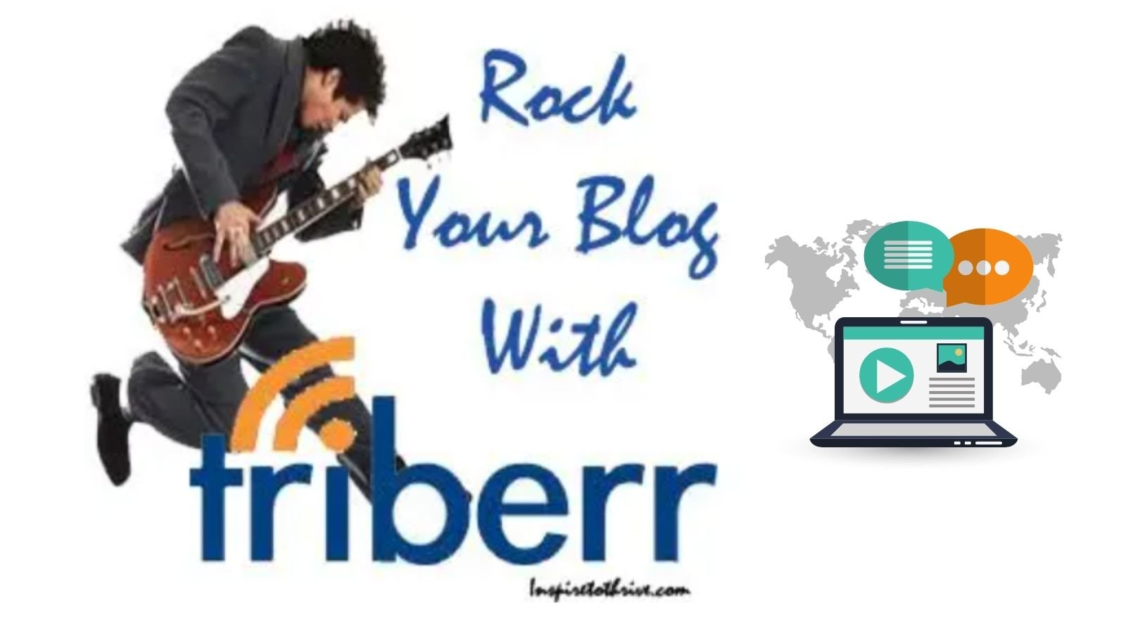 rock your blog with triberr