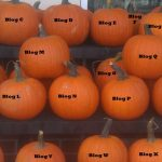 What Will Separate Your Blog or Pumpkin From Another?