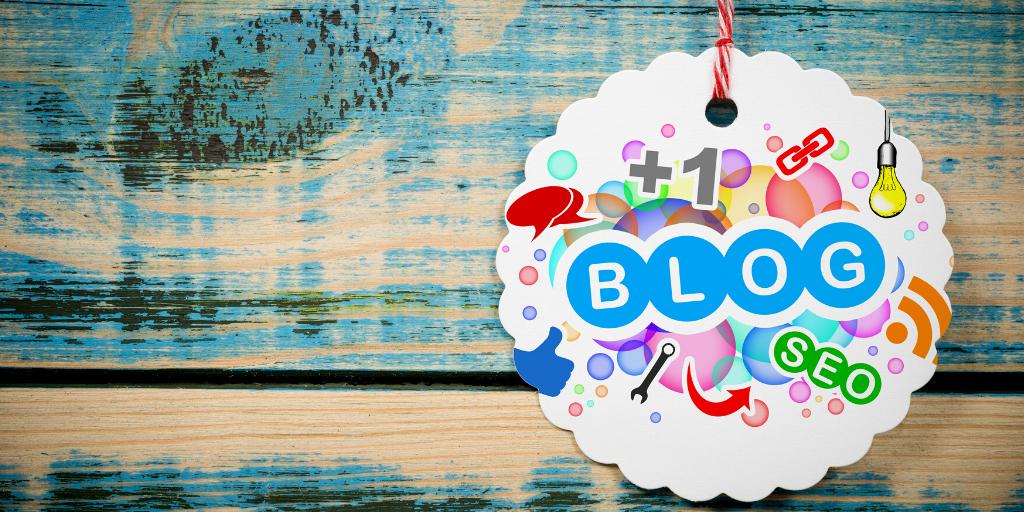 blog category descriptions