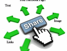 Facebook Page Text Posts Increases Engagement and Reach