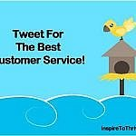 Great Customer Service The Twitter Way at The Speed of Light