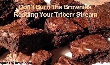 Triberr stream