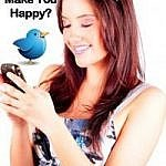 Can Tweeting Make You Happy When You Are Feeling Down?