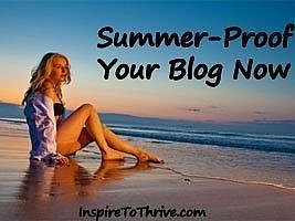 Is Your Blog Summer-Proof & Why Does Web Traffic Tend to Drop?