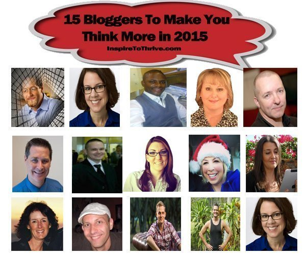 bloggers to make you think