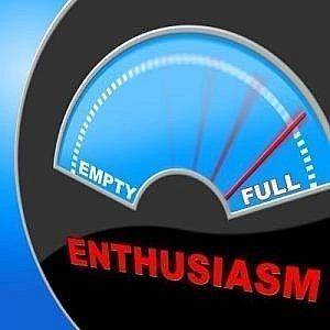 webinar enthusiasm