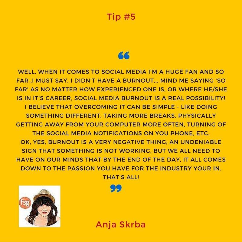 Anja tips