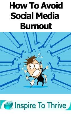 overcome social media burnout