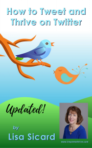 updated how to tweet and thrive on twitter