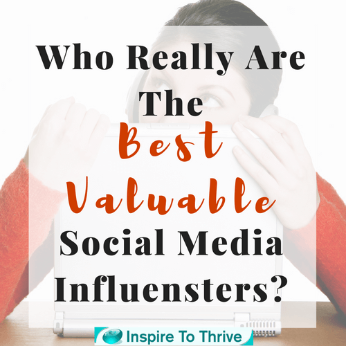 valuable social media influencers