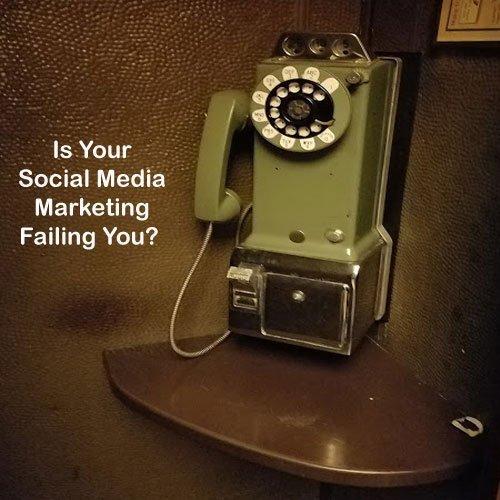 your social media marketing