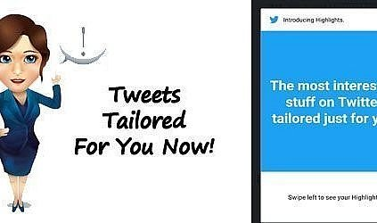 tailored tweets