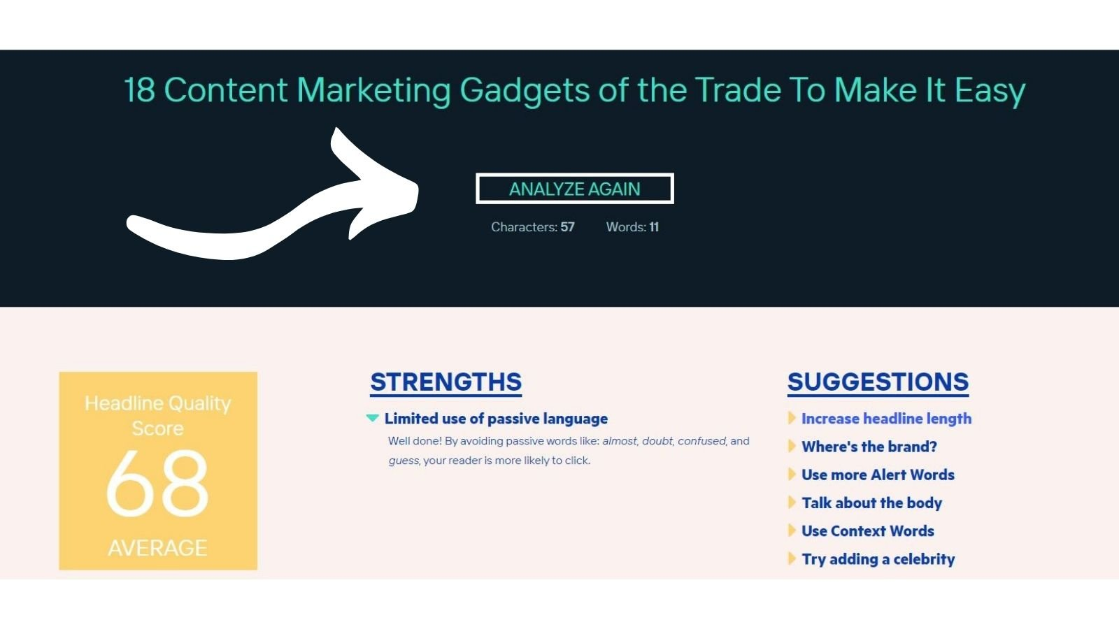 content marketing gadgets for you to try