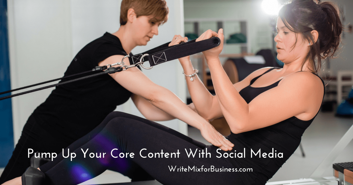 social side of content marketing