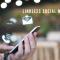 linkless social media posts