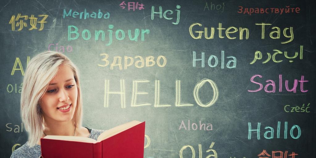 language of your writing