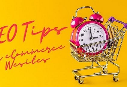 top SEO tips for ecommerce websites