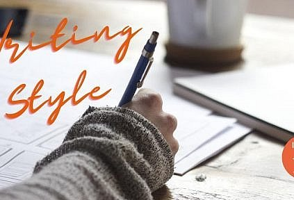 grammer and writing style