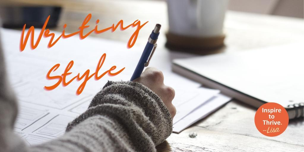 grammar and writing style
