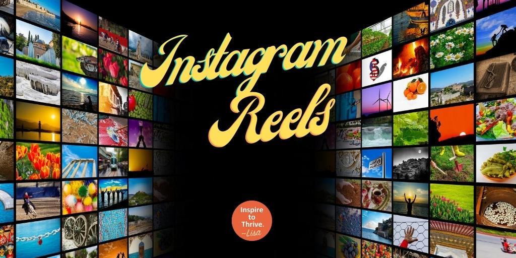 Get your Instagram reels moving