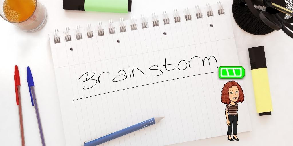 brainstorm your niche