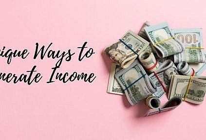 Generate income for your online business