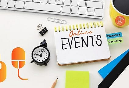 online business event