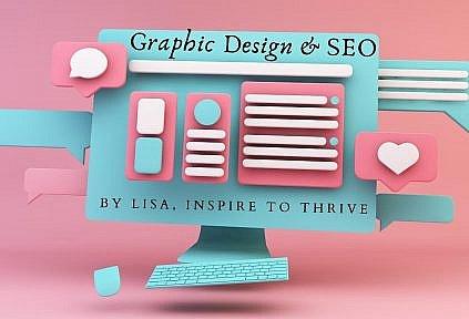 graphic design and SEO