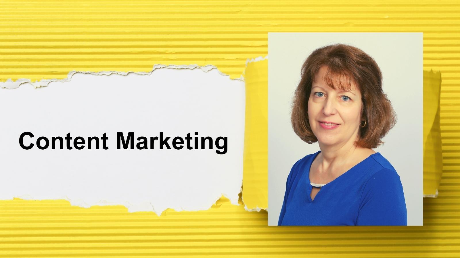 lisa sicard content marketing expert