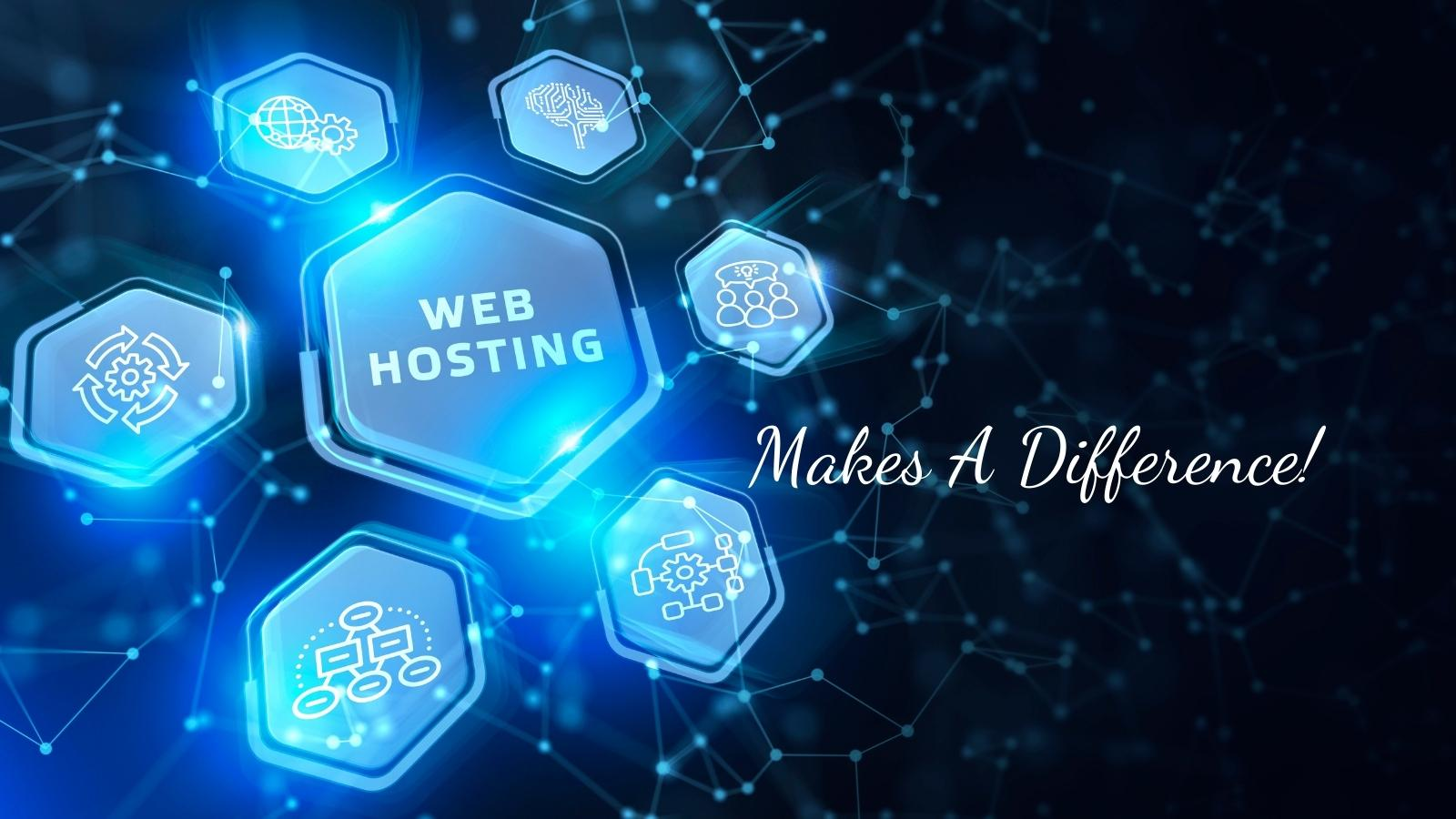 strong domain name with web hosting