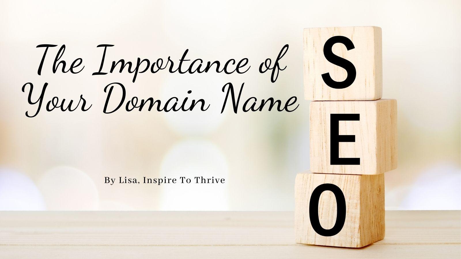 strong domain name