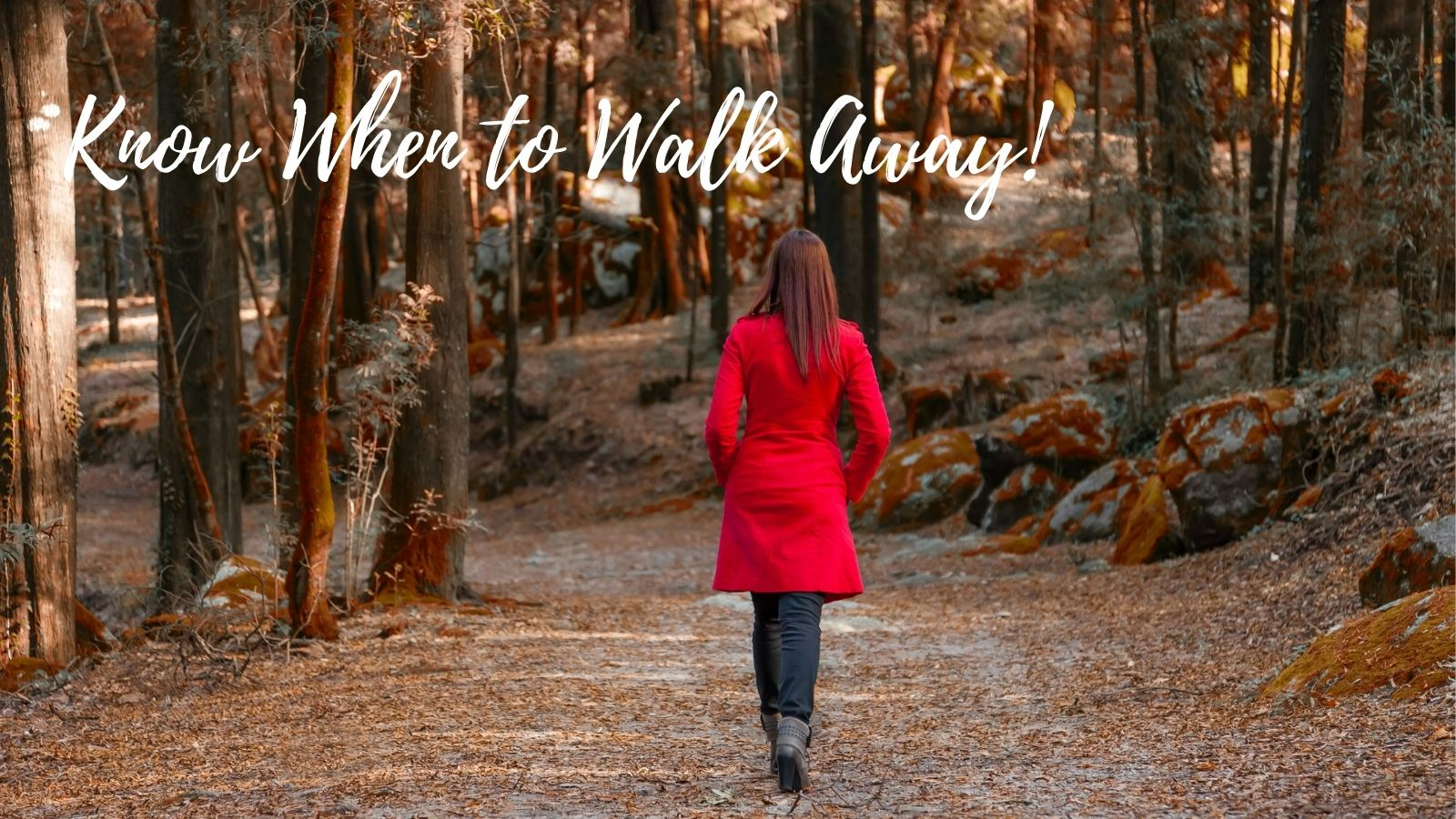 know when to walk away in business networking