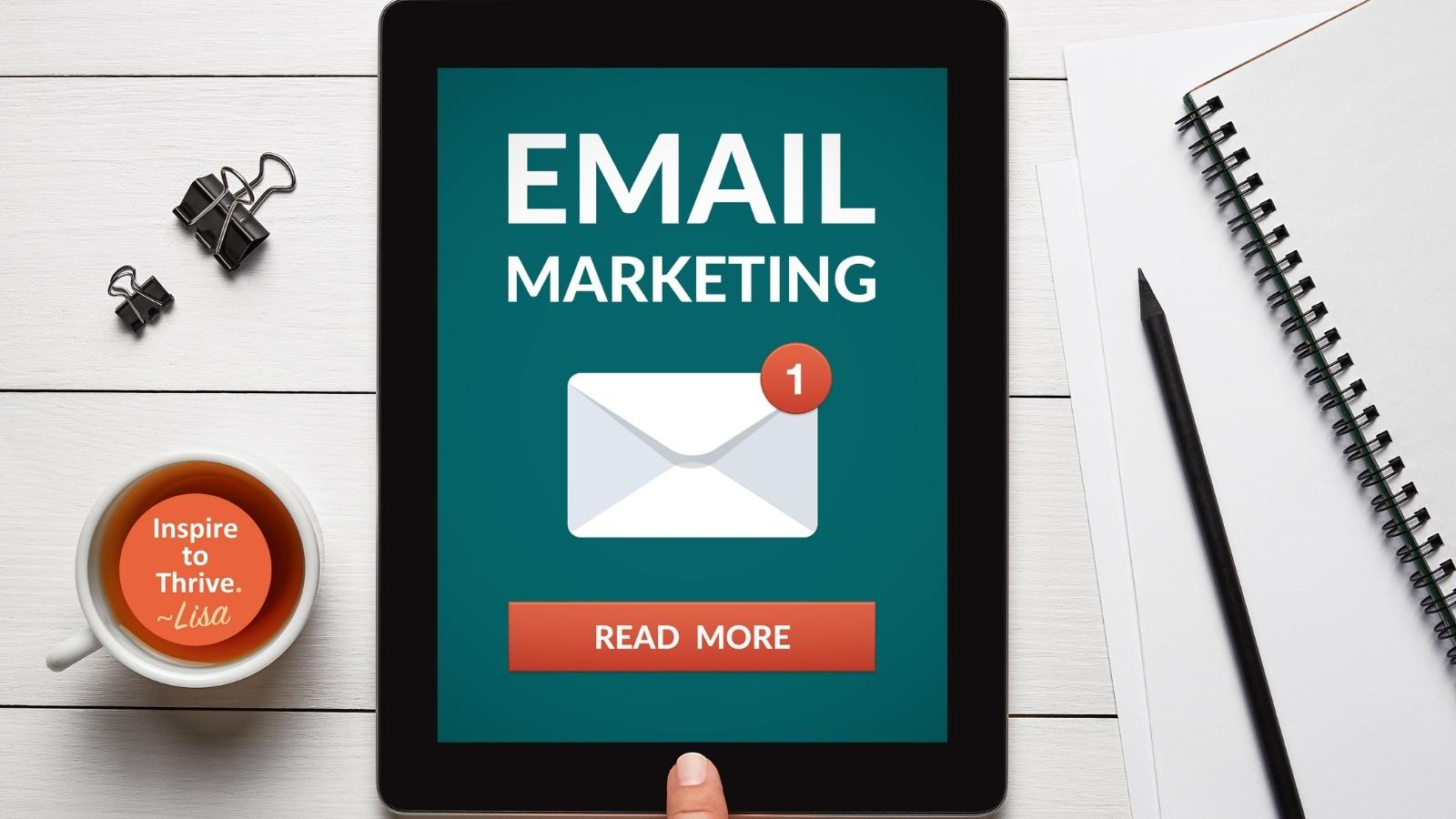 email marketing for a nonprofit buisness