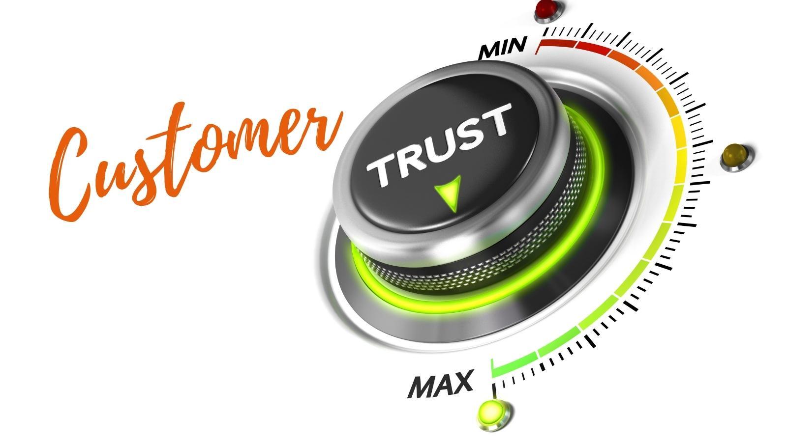 improve customer trust
