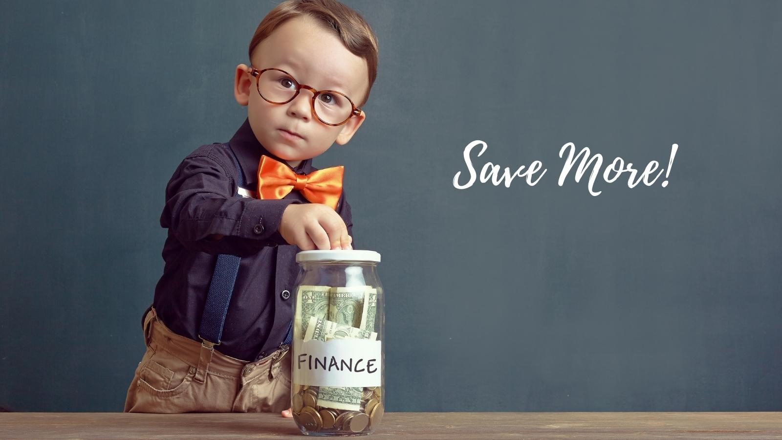 save more for your business
