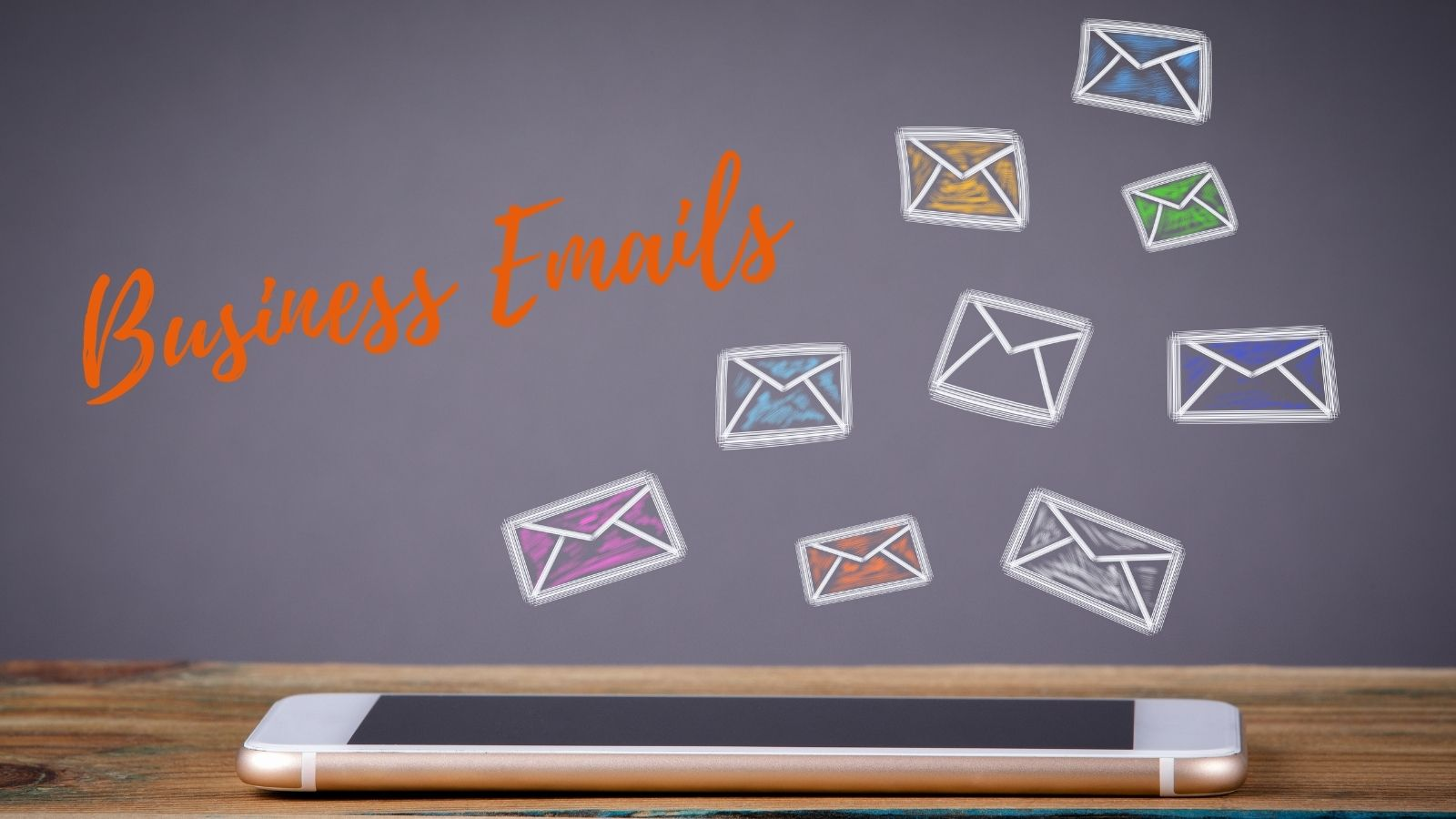why business emails are important