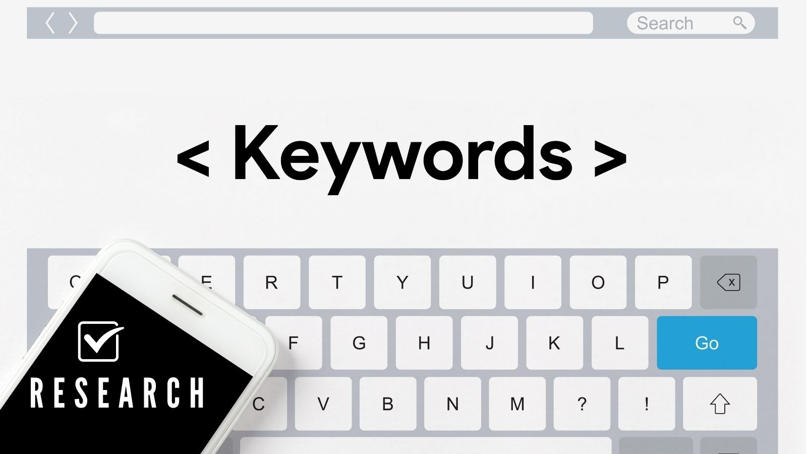 keyword research mistakes