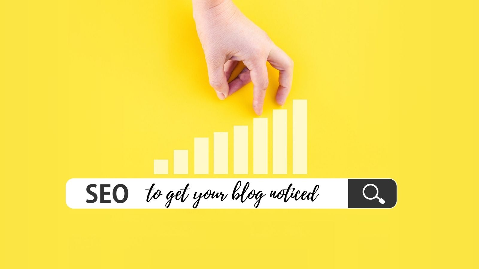 use SEO to get your blog noticed