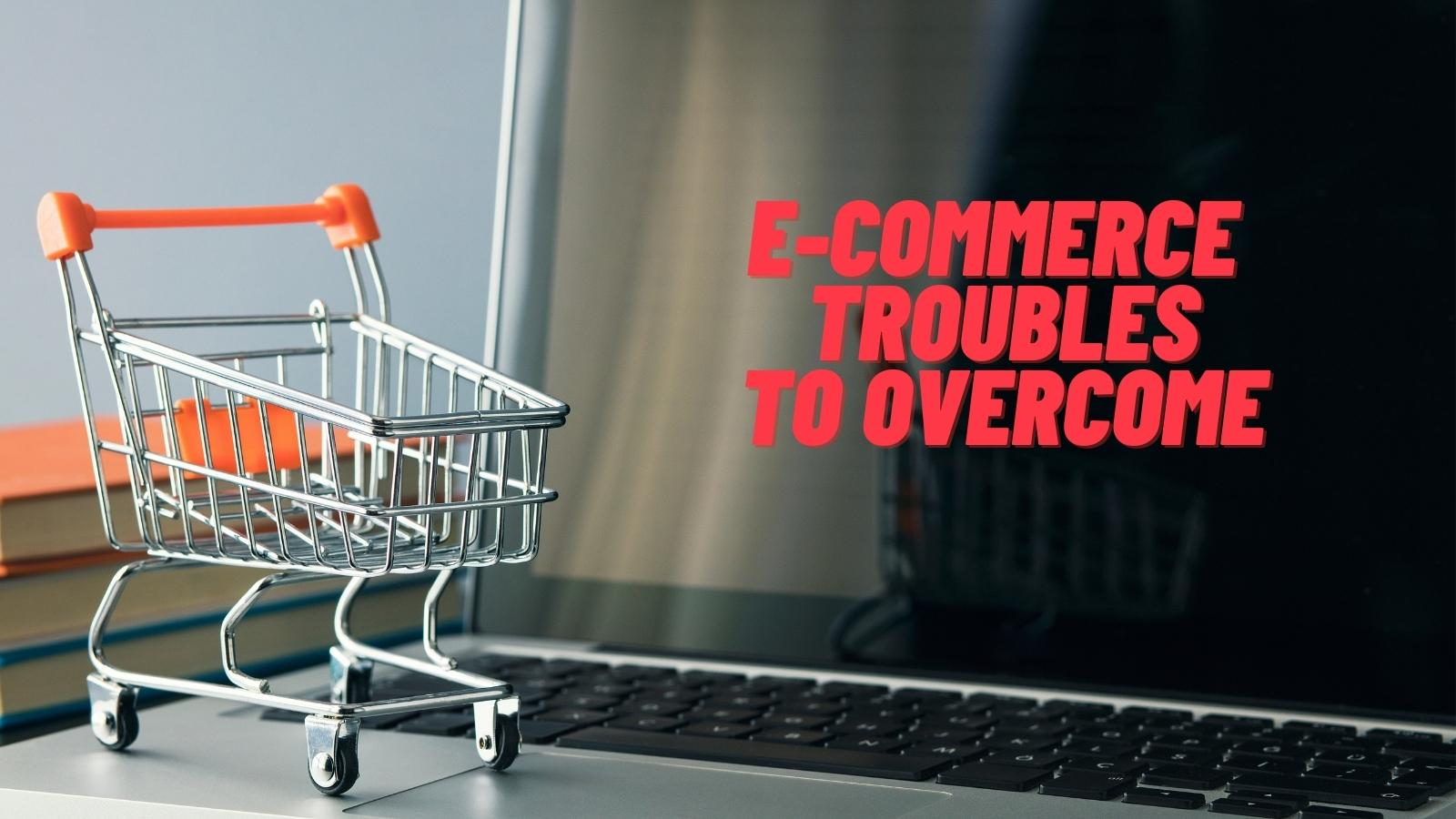 troubles of an e-commerce company
