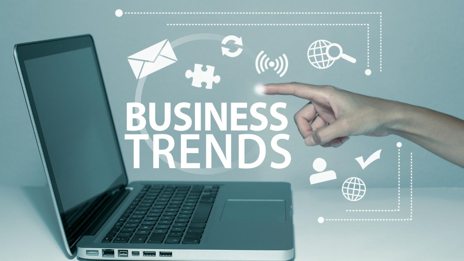 keep up with business trends